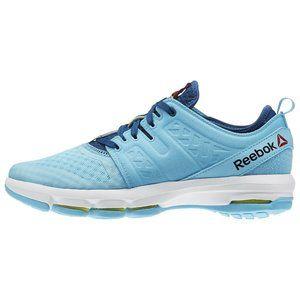 REEBOK Blue CloudRide DMX Tennis Shoes 9.5 Women's